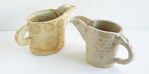 Clay Making - Jug Pottery, Clay & Ceramic Workshop