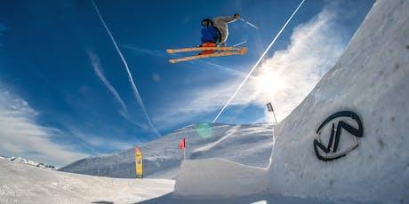 Barcelona to Andorra ski weekend- February entradas