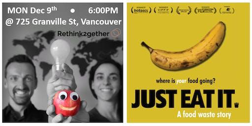 Zero Food Waste Event: Film Screening & Panel discussion