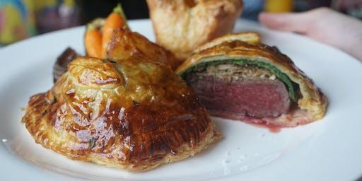 Co-op Dinner Club: Beef Wellington ... Again