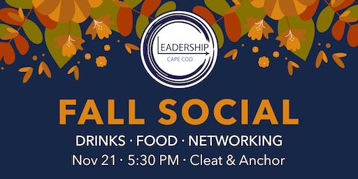 LCC Fall Social