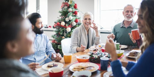 Focus After 50: Holiday Potluck Lunch