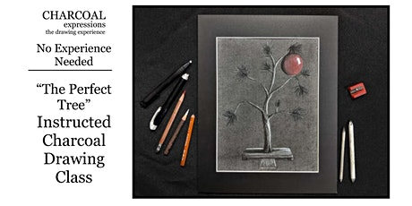 """Charcoal Drawing Event """"Perfect Tree"""" in Madison tickets"""