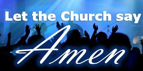 Let the Church Say Amen: The Stage Play tickets