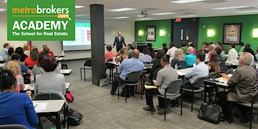 Real Estate Pre-License Course - Atlanta Day Class (Accelerated Day)