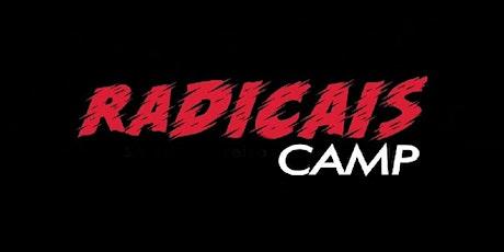 Radicais Camp 2020 ingressos