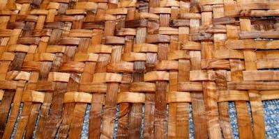 Cedar Weaving Workshop: Wall Hanging or Table Runner