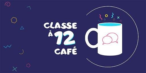 Classe à 12 café
