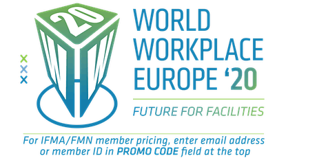 World Workplace Europe 2020 tickets