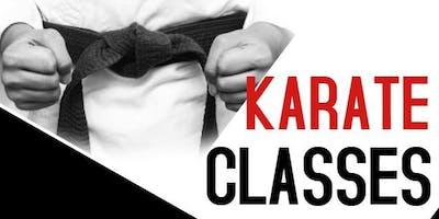 ***** Martial Arts Class