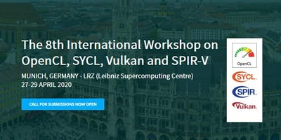 IWOCL and SYCLCon 2020 - The 8th International Workshop on OpenCL incl. SYCL
