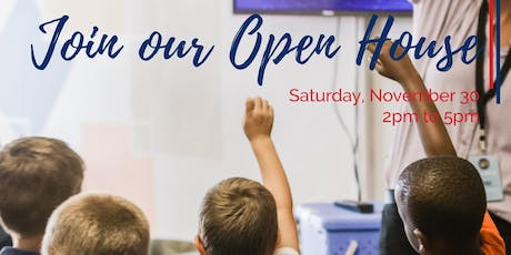Open House for French Classes tickets