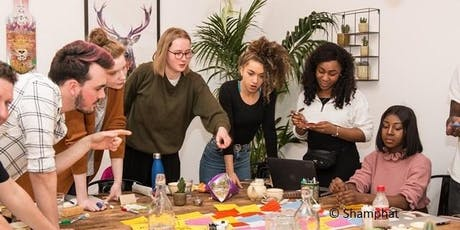 Hot Coffee Hot Topic How can creative young leaders transform your business tickets