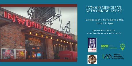 Inwood Merchant Networking Event tickets