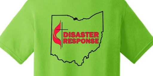 UMCOR Early Response Team (ERT) Training | Newcomerstown,OH