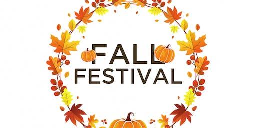 Fall Festival Workshop