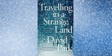 Embassy of Ireland Book Club - Travelling in a Strange Land by David Park  tickets