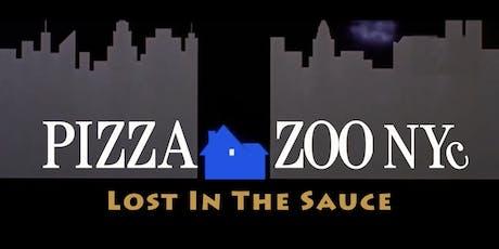 Pizza Zoo Santacon! tickets