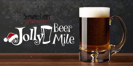 ShawneeCraft Brewery Jolly Beer Mile 2019