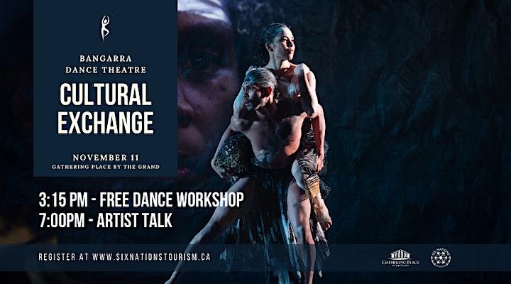 Dance Workshop with Bangarra Dance Theatre image