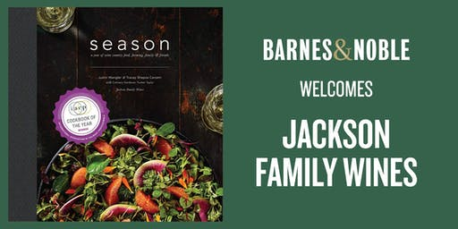 Barnes & Noble Welcomes Jackson Family Wines