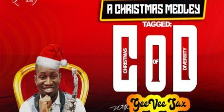 Christmas Medley: COD with Geevee sax  tickets