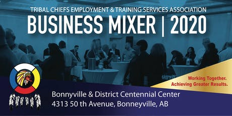 Indigenous Business Mixer tickets