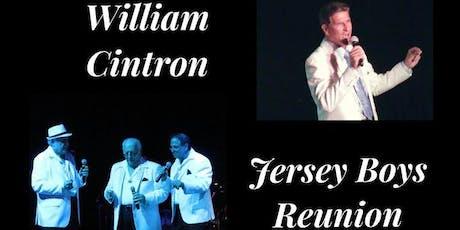 The Jersey Boys Reunion tickets