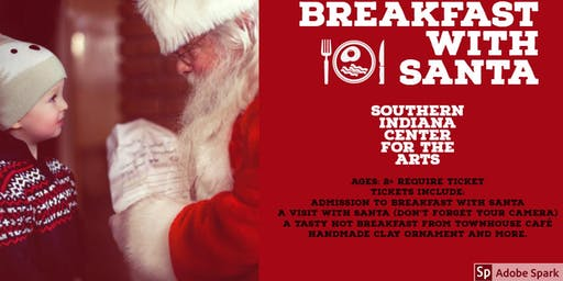 SICA Breakfast with Santa (Members Only Session)