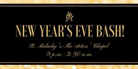 CatholicNYC New Year's Eve Bash! tickets