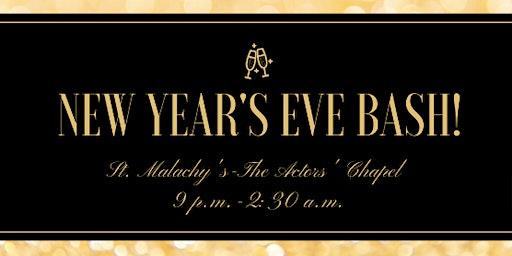 CatholicNYC New Year's Eve Bash!