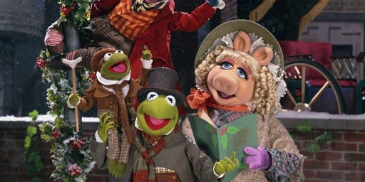 The Muppet Christmas Carol on Lark Hill Place