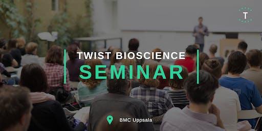 Twist Seminar at BMC Uppsala