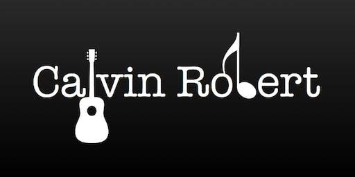 Calvin Robert Live Christmas