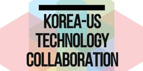 KOREA-US Technology Collaboration tickets