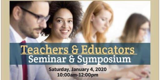 2020 Vision Education Seminar & Symposium