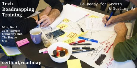 Tech Roadmapping - Be Ready for Growth & Scaling Up tickets