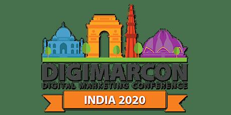 DigiMarCon India 2022 - Digital Marketing Conference tickets