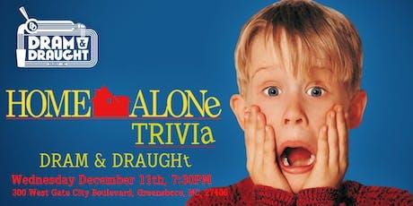 Home Alone Trivia at Dram & Draught Greensboro tickets