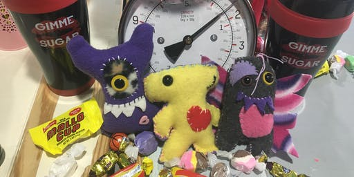 Create a Fleece Monster Workshop - Sewing with a Self-love Twist