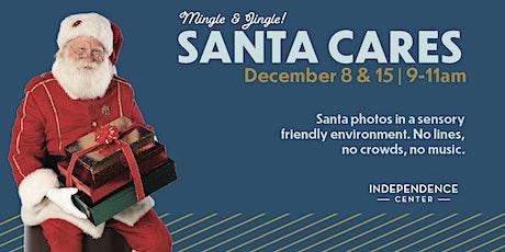 Independence Center - 12/15 - Santa Cares tickets
