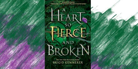 Meet Brigid Kemmerer at Books & Books, Coral Gables! tickets