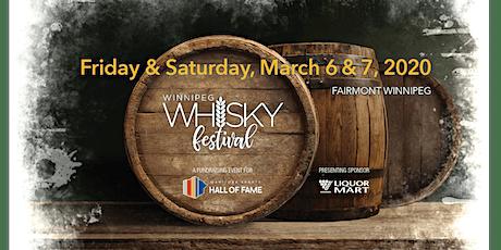 Winnipeg Whisky Festival 2020 tickets