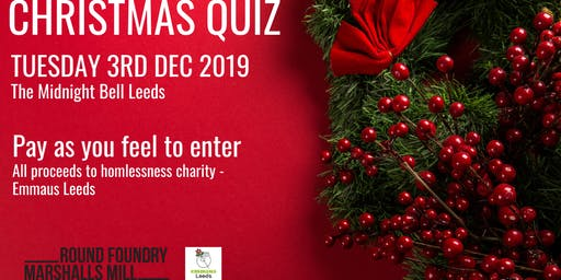 Merry Quizmas - Charity Christmas Quiz