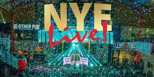 NYE Live! Kansas City's New Year's Eve Party