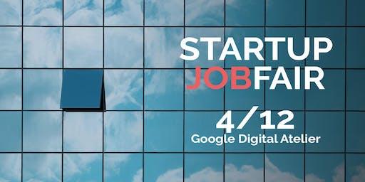 Startup Jobfair // December 2019