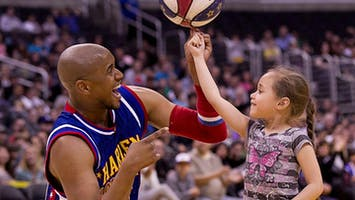 Harlem Globetrotters: Fan Powered World Tour