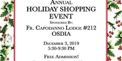 Holiday Shopping Event ~ Hemsley Hall~ 4 Arthurkill Road, SI