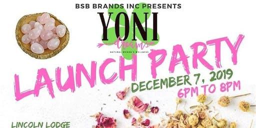 Yonidreams Launch Party
