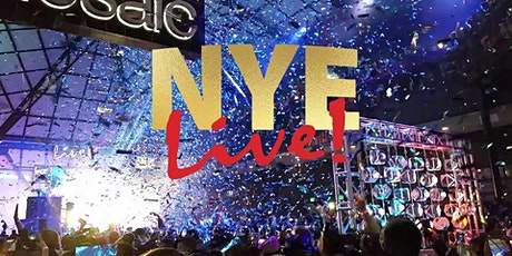 NYE Live! New Year's Eve Baltimore tickets